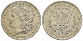 Morgan Dollar, New Orleans, 1882 O, AG Conservation : Superbe