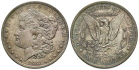 Morgan Dollar, New Orleans, 1883 O, AG Conservation : Superbe
