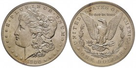 Morgan Dollar, New Orleans, 1900 O, AG Conservation : ICG MS63