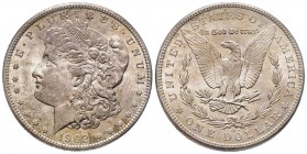 Morgan Dollar, New Orleans, 1902 O, AG Conservation : FDC