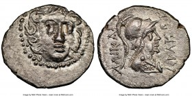 CARIA. Halicarnassus. Ca. 2nd-1st centuries BC. AR drachm (19mm, 4.55 gm, 12h). NGC MS 4/5 - 3/5. Ca. 150-50 BC, Dracon, magistrate. Head of Helios fa...