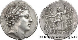 SYRIA - SELEUKID KINGDOM - ANTIOCHUS IV EPIPHANES Type : Tétradrachme  Date : c. 168-164 AC.  Mint name / Town : Syrie, Antioche  Metal : silver  Diam...