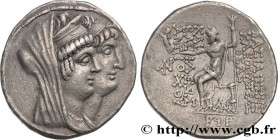 SYRIA - SELEUKID KINGDOM - CLEOPATRA THEA and ANTIOCHUS VIII GRYPUS Type : Tétradrachme  Date : an 192  Mint name / Town : Damas, Phénicie  Metal : si...
