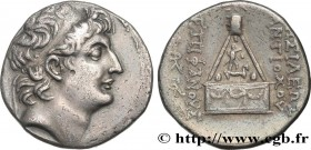 SYRIA - SELEUKID KINGDOM - ANTIOCHUS VIII GRYPUS Type : Tétradrachme  Date : c. 121-116 AC.  Mint name / Town : Tarse, Cilicie  Metal : silver  Diamet...