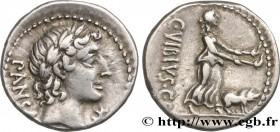 VIBIA Type : Denier  Date : 90 AC.  Mint name / Town : Rome  Metal : silver  Millesimal fineness : 950  ‰ Diameter : 19  mm Orientation dies : 12  h. ...