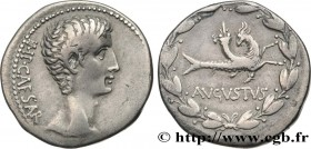 AUGUSTUS Type : Cistophore  Date : c. 24-20 BC  Mint name / Town : Asie, Pergame  Metal : silver  Diameter : 25,5  mm Orientation dies : 1  h. Weight ...