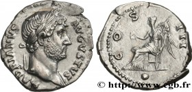 HADRIAN Type : Denier  Date : 128  Mint name / Town : Rome  Metal : silver  Millesimal fineness : 900  ‰ Diameter : 18,5  mm Orientation dies : 6  h. ...