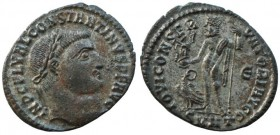 Constantine I, 307/310-337. Follis 3,4.g), Heraclea, early 313.