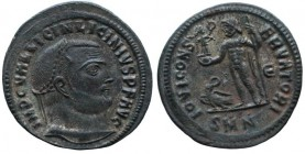 Licinius, 308-324 Follis Nicomedia circa 313-317, Æ 20mm., 3,4.gg.