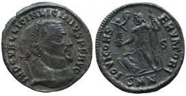 Licinius I, 308-324. Follis ,Bronze, 21 mm.3,1.g, Nicomedia, circa 311.