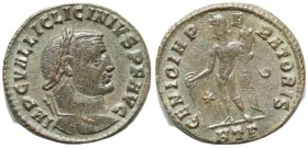 Licinius, 308-324 Follis Heraclea circa 315-316,, Æ 22mm., 5,1.g
