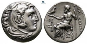 "Kings of Macedon. Erythrai. Alexander III ""the Great"" 336-323 BC. Drachm AR"