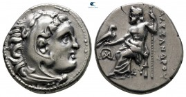 "Kings of Macedon. Mylasa (?). Alexander III ""the Great"" 336-323 BC. Drachm AR"