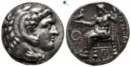 "Kings of Macedon. Susa. Alexander III ""the Great"" 336-323 BC. Struck circa 316-311 BC. Tetradrachm AR"