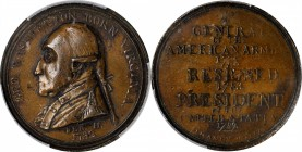 Appealing Washington Manly Medal