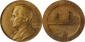 Rarely Offered 1948 Assay Commission Medal