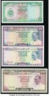 Ceylon Group Lot of 4 Examples Crisp Uncirculated.   HID09801242017  © 2020 Heritage Auctions | All Rights Reserve