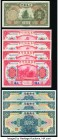 China Group Lot of 8 Examples Crisp Uncirculated.   HID09801242017  © 2020 Heritage Auctions | All Rights Reserve