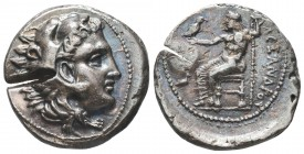 Greek, Kings of Macedon, Alexander III the Great 336-232 BC, Ar Tetradrachm.Condition: Very Fine  Weight: 17.20 gr Diameter: 28 mm