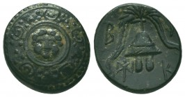 Greek, Kings of Macedon, Alexander III the Great 336-232 BC, Ae  Condition: Very Fine  Weight: 4.20 gr Diameter: 16 mm