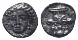 Cilicia, Satraps, AR Obol, 4th century BCCondition: Very Fine  Weight: 0.60 gr Diameter: 9 mm