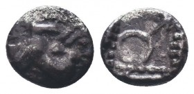 Cyprus, Marium, Uncertain king, c. 480 BC,  Condition: Very Fine  Weight: 0.30 gr Diameter: 6 mm