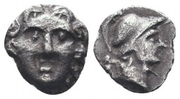 Selge, Pisidia. AR Obol c. 350-300 BC. Condition: Very Fine  Weight: 0.50 gr Diameter: 9 mm
