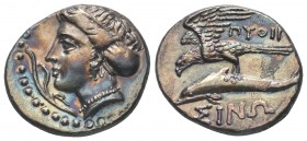 PAPHLAGONIA. Sinope. Siglos or Drachm (Circa 330-300 BC).   Condition: Very Fine  Weight: 6.00 gr Diameter: 20 mm