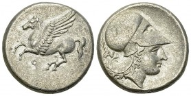 Corinth AR Stater, c. 375-300 BC 