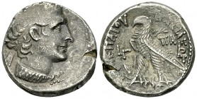 Cleopatra VII Thea AR Tetradrachm 