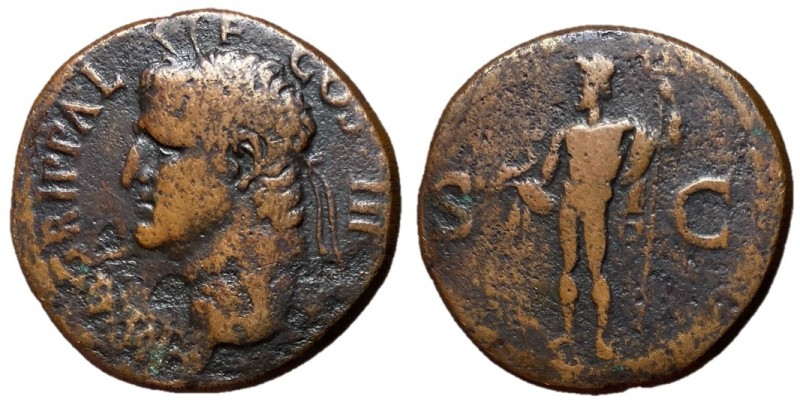 Aprippa, Issue by Caligula, 37 - 41 AD