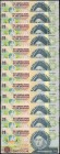 BAHAMAS. Central Bank of the Bahamas. 1 Dollar, 1974 (ND 1992). P-50a. About Uncirculated.