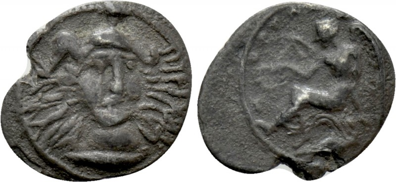 SICILY. Morgantina. Litra (Circa 339/8-317 BC). 