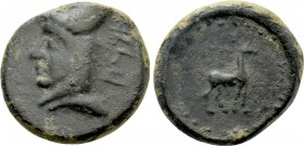 KINGS OF ARMENIA MINOR. Mithradates (Satrap of Armenia; circa 180-170 BC). Tetrachalkon.