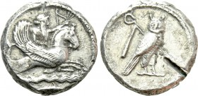 PHOENICIA. Tyre. Uncertain king (Circa 425-394 BC). Shekel.