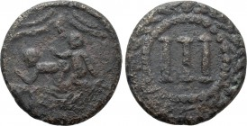 SPINTRIA. Time of Tiberius (14-37).