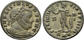 LICINIUS I (308-324). Follis. Rome.