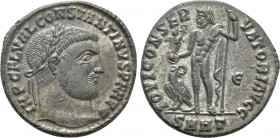 CONSTANTINE I THE GREAT (307/10-337). Follis. Heraclea.