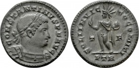 CONSTANTINE I THE GREAT (307/10-337). Follis. Treveri.