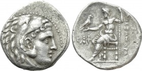 IONIA. Ephesos. Drachm (Circa 295/4-289/8 BC). In the Name of Alexander III of Macedon.