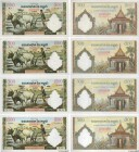 Country : CAMBODIA  Face Value : 500 Riels Lot  Date : (1958-1970)  Period/Province/Bank : Banque Nationale du Cambodge  Catalogue reference : P.14a/b...