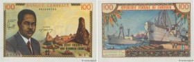 Country : CAMEROON  Face Value : 100 Francs  Date : (1962)  Period/Province/Bank : B.C.E.A.E.C.  Department : République Fédérale du Cameroun  Catalog...