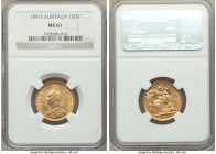 Victoria gold Sovereign 1891-S MS61 NGC, Sydney mint, KM10. AGW 0.2355 oz.   HID09801242017  © 2020 Heritage Auctions | All Rights Reserve