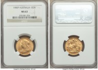 Victoria gold Sovereign 1900-P MS63 NGC, Perth mint, KM13. The second highest grade awarded to the type by either NGC or PCGS, and the second to last ...