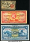 World (Bermuda, Cuba, Trinidad and Tobago) Group Lot of 3 Examples Cuba Fine-Very Fine.   HID09801242017  © 2020 Heritage Auctions | All Rights Reserv...