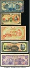 World (China, Japan) Group Lot of 5 Examples Very Good-Fine.   HID09801242017  © 2020 Heritage Auctions | All Rights Reserve