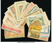 France Group Lot of 79 Examples Good-Crisp Uncirculated.   HID09801242017  © 2020 Heritage Auctions | All Rights Reserve