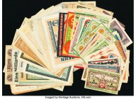 Germany Group Lot of 100 Examples Fine-Crisp Uncirculated.   HID09801242017  © 2020 Heritage Auctions | All Rights Reserve