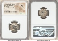 IONIAN ISLANDS. Chios. Ca. early 3rd century BC. AR drachm (20mm, 4.17 gm, 9h). NGC AU. Posthumous issue in the name and types of Alexander III the Gr...
