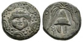 Imperio Macedonio. Interregno. AE 16. 288-277 d.C. (Gc-6781). (Price-3158). Ae. 4,18 g. MBC+. Est...25,00.